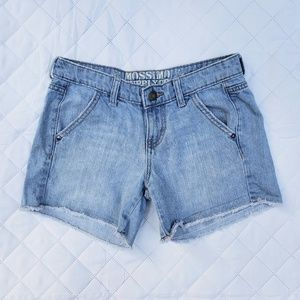 Mossimo Supply Co. Jean Shorts